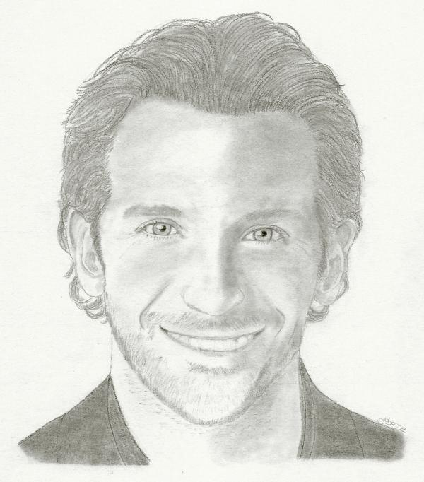 Bradley Cooper by Johanne